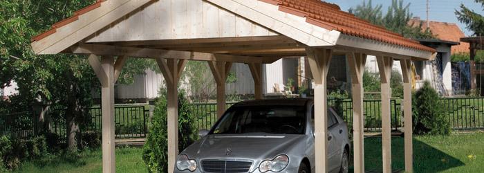 WEKA Carport